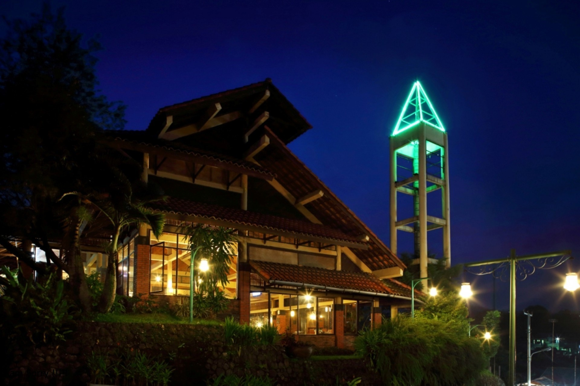 Athalia Resort Hotel Reservation Voucher Puncak Yasmin And Conference For Your Holiday In