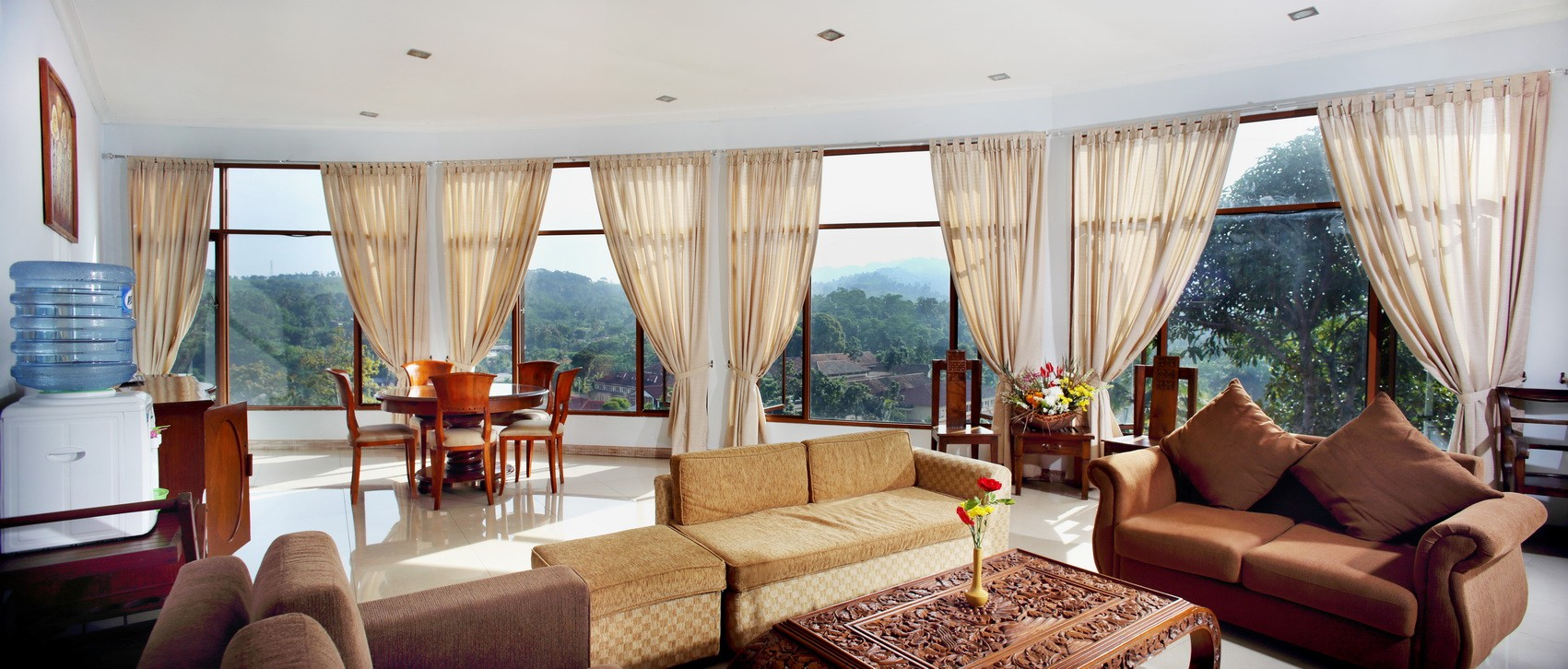 Athalia Resort Hotel Reservation Voucher Puncak Yasmin And Conference